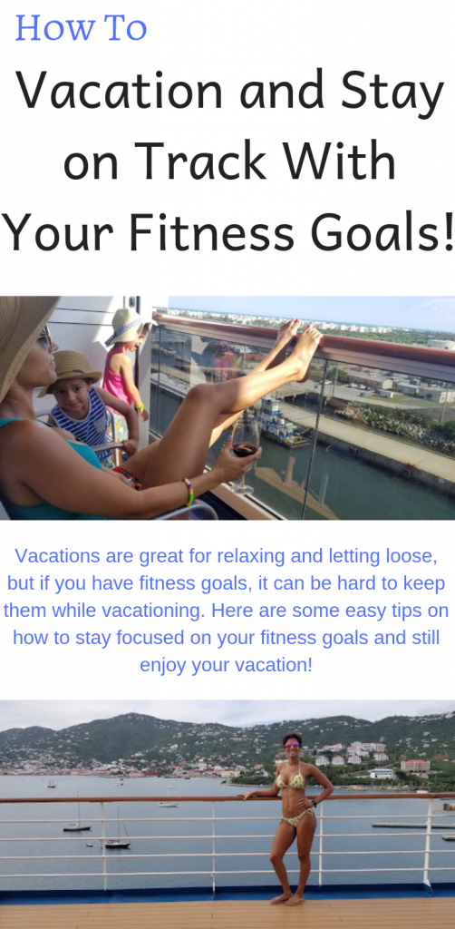 Vacation And Stay on Track